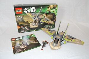 LEGO Star Wars HH-87 Starhopper (75024) 100% Complete, Boxed & Instructions