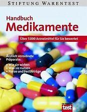 Handbuch Medikamente. Über 5000 Arzneimittel für Sie bew...   Buch   Zustand gut