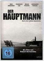 DER HAUPTMANN -    DVD NEUF