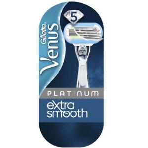Gillette Venus Extra Smooth Platinum Women's Razor