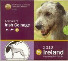 Ierland, Officiële Jaarlijkse BU Euro muntenset 2012 (MT399)