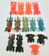 Vintage Rubber Gumball Toy Frog Tadpole Lot Uglies Jiggler Gross Vending Machine