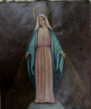 """Religious Hand Painted High Quality Oil Painting on Cloth Canvas 20""""x 24"""""""