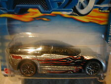 2002 MODEL SERIES N° 119  PONTIAC RAGEOUS 1/64 HOT WHEELS IMPORT US