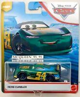 DISNEY PIXAR CARS NEXT GEN PISTON CUP RACERS HERB CURBLER