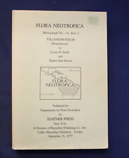 Smith Flora Neotropica 1977 Plants Earth Pflanzen Botanik Geografie Garten js