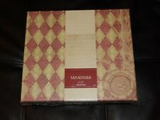 New! 7gypsies 8 inch x 8 inch 10062 Album Box Savannah Free Shipping