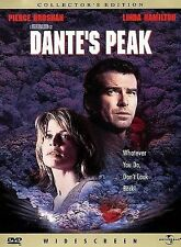 Dantes Peak (DVD, 1998, Keep Case: Collectors Edition Widescreen)