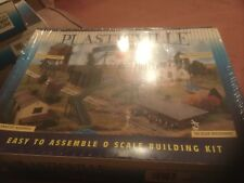 Bachmann 45971 O Plasticville Rural Two Storey House Building Kit