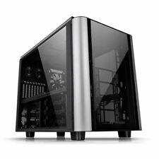 Thermaltake Level 20 XT Cube Mini-ITX/M-ATX/ATX/EATX TPG Case, CA-1L1-00F1WN-00