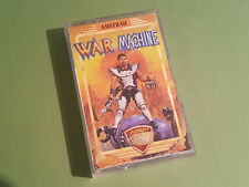 War Machine Amstrad CPC Game - Players Premier (SCC)