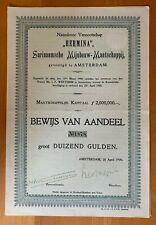 Surinaamsche Mijnbouw Maatschappij Hermina - Amsterdam