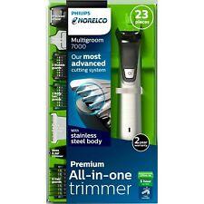 Philips Norelco Mutligroom 7000 Stainless Steel All-In-One Groomer MG7750/49