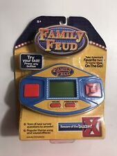 Handheld Family Feud Game Electronic NEW In Package NIP Freemantle Media