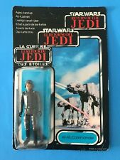 STAR WARS 1983 KENNER TRI LOGO AT-AT COMMMANDER UNPUNCHED