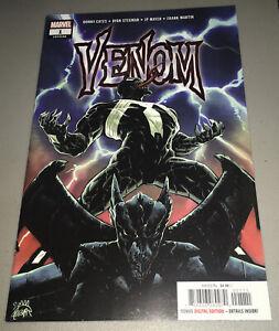 VENOM #1 (2018) Marvel Ryan Stegman Cover A 1st Donny Cates Venom Issue