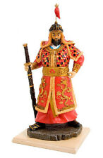 Korean Admiral Yi Sun-shin Doll Figurines,The head of the Turtle Ship-Hand Made.