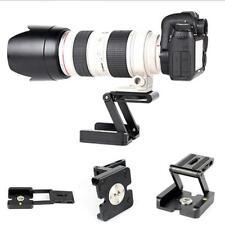 Folding Camera Flex Tripod Z Pan Tilt Bracket Head Photography Studio Stand Tool