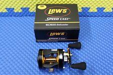 Lew's® Speed Cast Baitcaster Reel SC600
