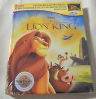 NEW DISNEY THE LION KING BLURAY DVD DIGITAL HD TARGET EXCLUSIVE DIGIBOOK FILMCEL