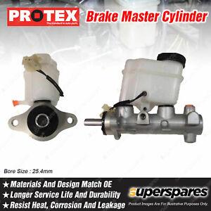 Protex Brake Master Cylinder for Ford Ranger PK PJ Diesel Manual ABS 2.5 3.0L