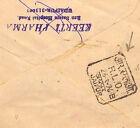 BL168 1996 India RETOUR Nathdawara *JAIPUR RLO* Postal Stationery Cover