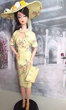 OOAK Silkstone Vintage Barbie Fashion Royalty dress outfit handmade / Viktoria
