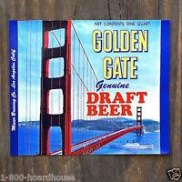 28 Vintage Original CALIFORNIA BEER Bottle Labels Lot Collection NOS Unused 1950