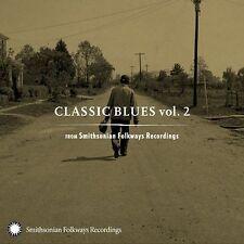 Classic Blues From Smithsonian Folkways Vol. 2 - Var...