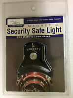 "Liberty Combination Safe Dial Light - Plus Free 52"" Gun Sock - Free Shipping"