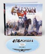 Saxon - Crusader - New Mediabook CD Album
