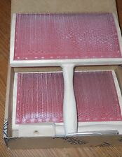 Ashford Fine Wool Hand Cards Carders 108 points per inch