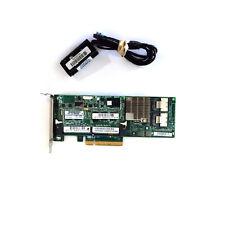 HP Smart Array P420 RAID-Controller 6G SAS 512MB 633538-001 633540-001+ Battery