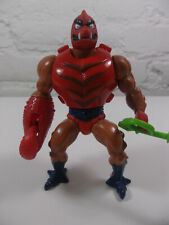 VTG Mattel MOTU 1984 He-Man Masters of the Universe CLAWFUL 100% complete