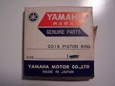 NOS Genuine 1973-1975 Yamaha RD 250 Oversize Piston 1 O//S 0.25 OEM 361-11635-03