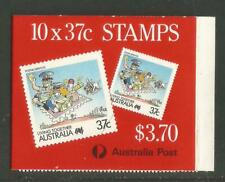 Australia 1988 Living Together 37c booklet-Attractive Topical (1063a/Sb59) Mnh