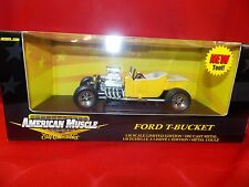 American Muscle 1:18 Ford T-Bucket Yellow in Color #36673