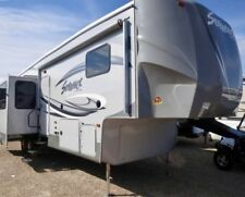 2014 Forest River Cedar Creek Silverback 37BH 5th wheel with Bunks