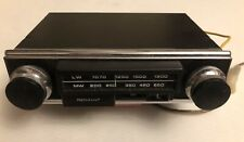 Vintage/Classic/Period RENAULT RE509 MW/LW (AM) Manual Car Radio Tested/Working
