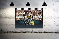 Pittsburgh Steelers Champions Legacy CANVAS Print  30 x 20