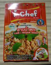 i-Chef / Healthy Boy -Laab / NamtokSauce - Paste - Gluten Free - 50g