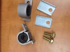 VOLVO S40 V40 ANTERIORE antiroll BAR MOUNT D Bush Kit Brand New PAIR
