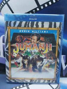 Jumanji  [Blu-Ray Nuovo]