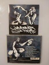 COMPILATION - INDIPENDENTS'FINEST VOL.1 (APATHY,AZ,ERULE,GURU....) 12 TRACKS CD