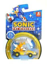 Sonic The Hedgehog Tails Whirlwind Sport Jakks Team Racing Die-Cast Car 30th