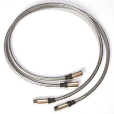 The Symphony Analogue AUDIOPHILE  Interconnect 0.5m XLR Cable by Ecosse
