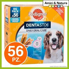 Pedigree Dentastix Medium 10-25 kg Multipack - 56 Pezzi