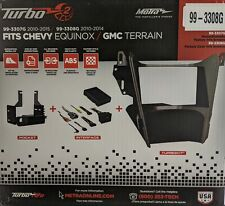METRA 99-3307G 10-UP CHEVY EQUINOX GMC TERRAIN STEREO-KIT DIN//2DIN FULL WARRANTY