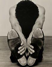 1996 Vintage HERB RITTS Choreographer SAVION GLOVER Tap Dancer Photo Art 16x20