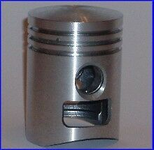 set kolben pistão kolben kolben mit ringen cpl adler 200mb 2c 1953 -'55